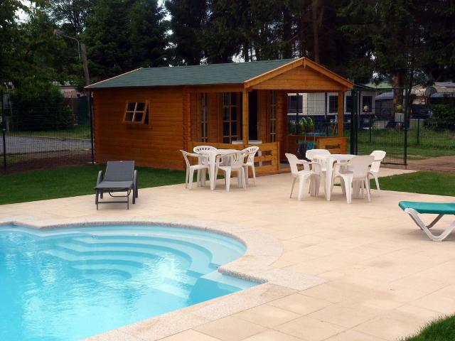 Camping des ardennes camping piscine la mayette pr s for Camping ardennes avec piscine